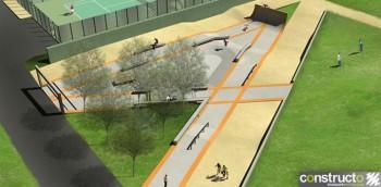 Skatepark de Valros