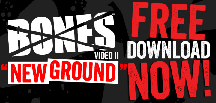bones new ground video 2 free download now