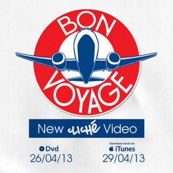 couverture cliche skateboard bon voyage jaquette skate video
