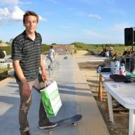 Marc (Marcus) Gérard : 4ème du contest +16 ans
