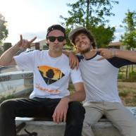 Jutix et Sylvain