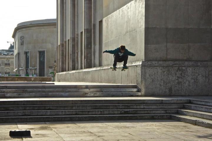 Victor Naves 180 front Paris Dôme