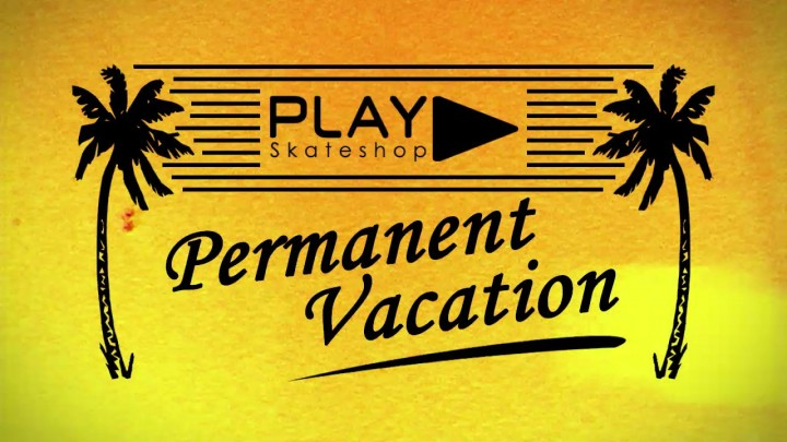 PERMANENT VACATION – Julien Castanier (Jutix) skate video 2014