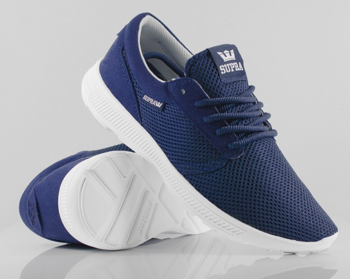 Supra Hammer Run sneakers navy blue white
