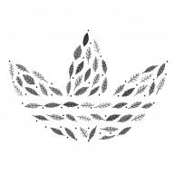 Logo Adidas par Jean André