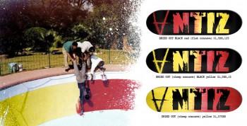 ANTIZ Skateboards – Arrivage matos printemps 2015