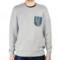 element-willis-sweat-shirt-crew-dark-denim-grey-heather