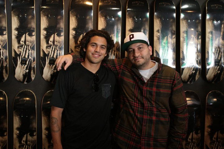 Paul Rodriguez - Andy Netkin - 2PAC Collab