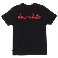 huf-x-chocolate-tee-shirt-chunk-black-white-1