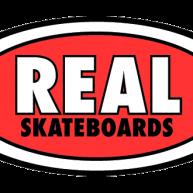 real skateboards logo