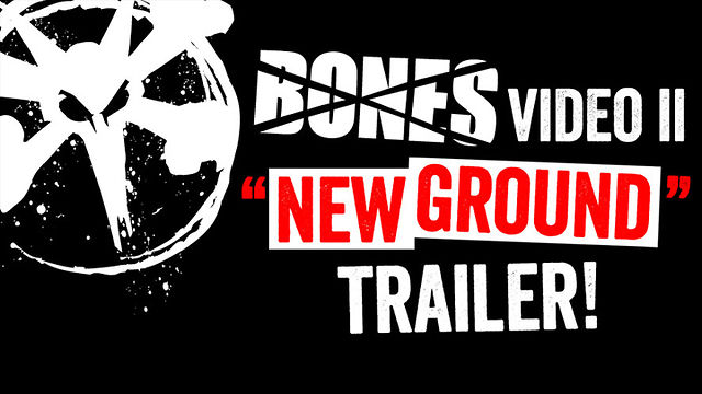 THE BONES Brigade video 2 : New Ground – skateboard video