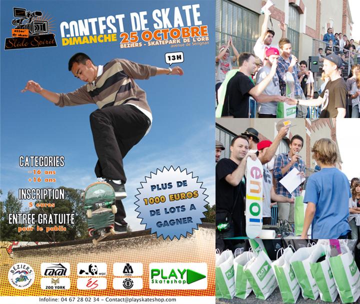 contest play skateshop 2009