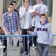 le staff du contest play skateshop