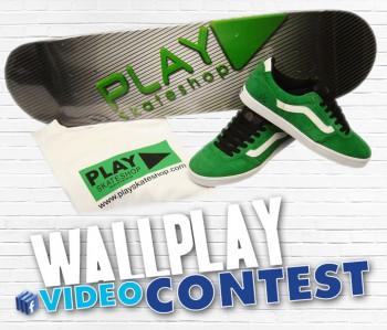 Lots du Wallplay Contest 2010