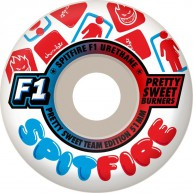 Spitfire Wheels F1 Streetburners Pretty Sweet