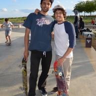Yanouk et Sylvain