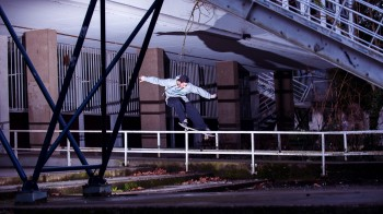 Yannick Thevenon backside feeble
