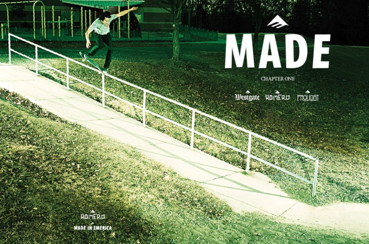 Emerica MADE video 2013