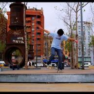 Jutix - nose weeling au spot Paralel Barcelona