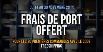 Frais de port offert avec le code freeshipping play skateshop - Code promo la redoute frais de port offert ...