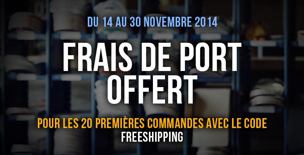 Frais de port offert avec le code freeshipping play - Code reduc showroomprive frais de port ...