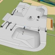 Capestang - SSC plan 3