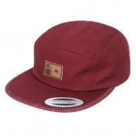 dc-skateboarding-melter-5-panel-anthracite-black-marooned-casquette-reglable-five-panel-1