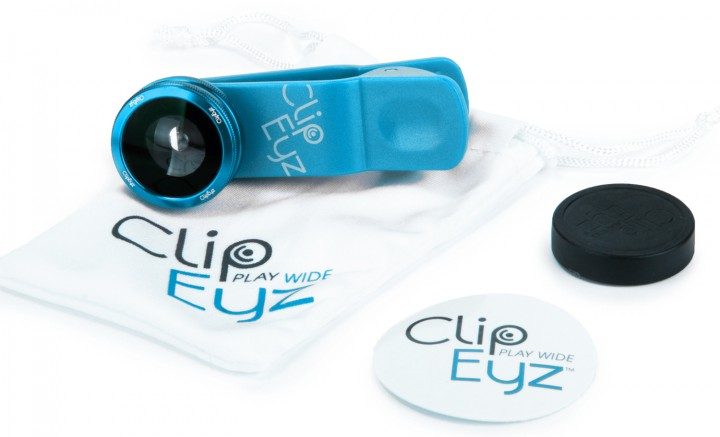 ClipEyz-blue-mini-fisheye-smartphone