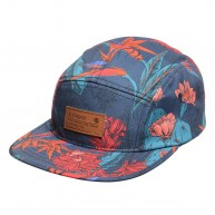 element-orchid-cap-navy-blue-casquette-5-panel