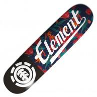 element-sketch-floral-script-planche-de-skate-8-25-pouces