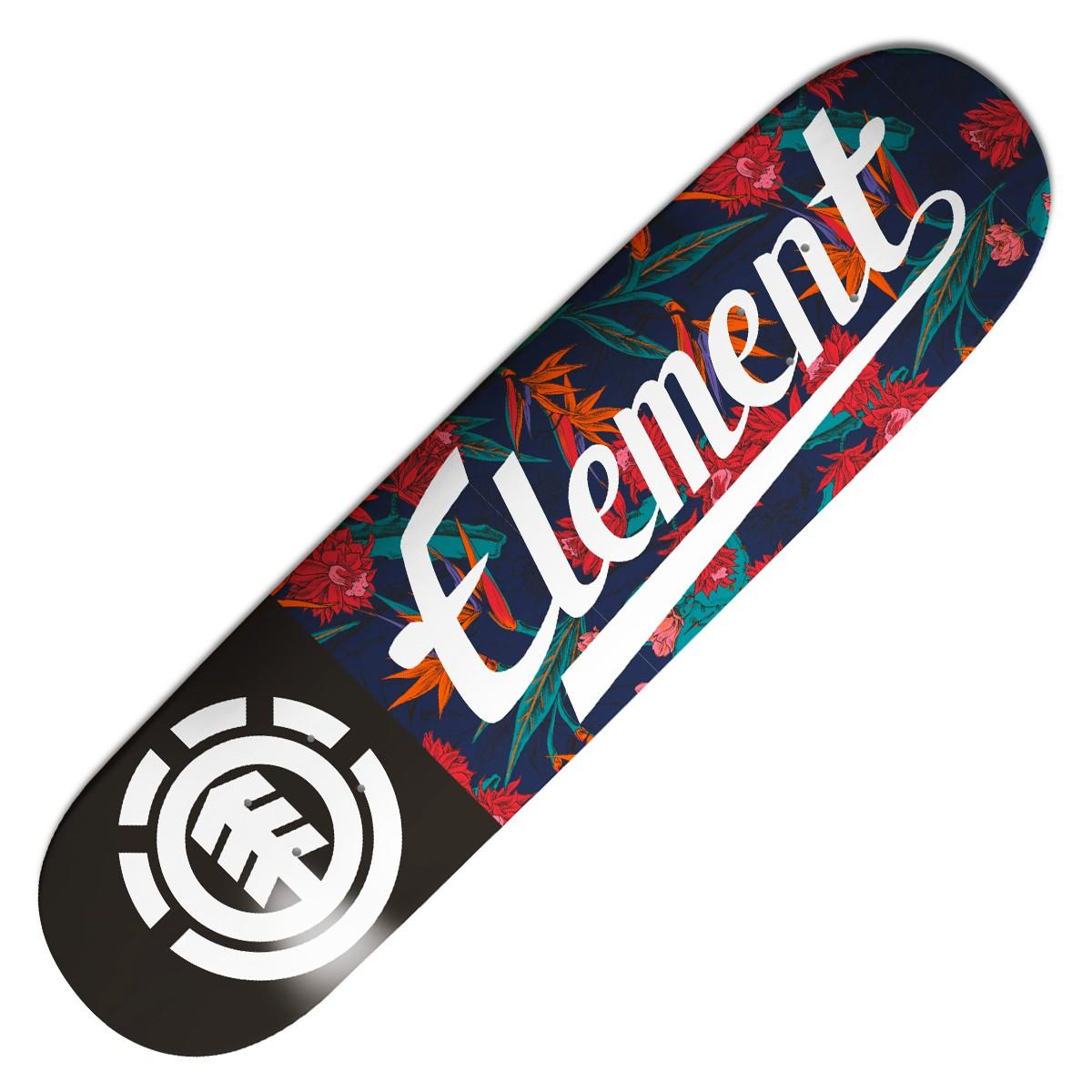 element the sketch floral collection spring 2015 play skateshop. Black Bedroom Furniture Sets. Home Design Ideas