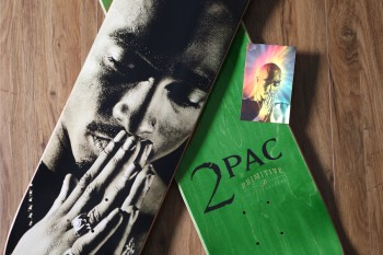 Reedition de la board 2PAC Primitive