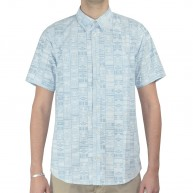 carhartt-gary-shirt-slub-yarn-poplin-chemise-a-manches-courtes-apache-print-columbia-white