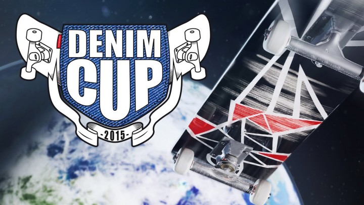 Denim Cup 2015 – Contest de skateboard le 18 et 19 juillet à Nîmes