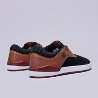 Mikey Taylor 2 leather heel
