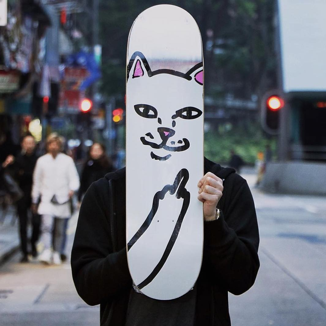 ripndip fall 2016 collection skateboards tee shirts et chaussettes play skateshop. Black Bedroom Furniture Sets. Home Design Ideas