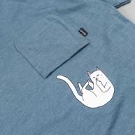 ripndip-falling-for-nermal-pocket-tee-shirt-indigo-heather