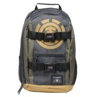 element-mohave-bpk-sac-a-dos-avec-sangles-pour-skateboard-charcoal-heather-moss-green